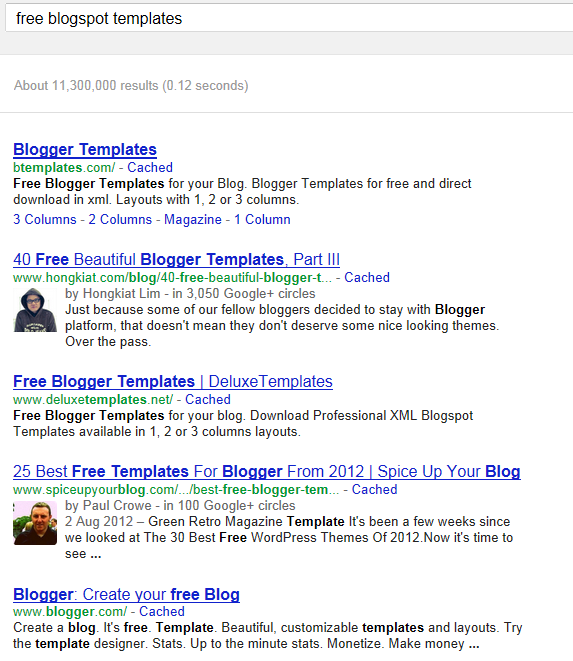 How to Install Custom Blogspot Template in Minutes | Wealth Result