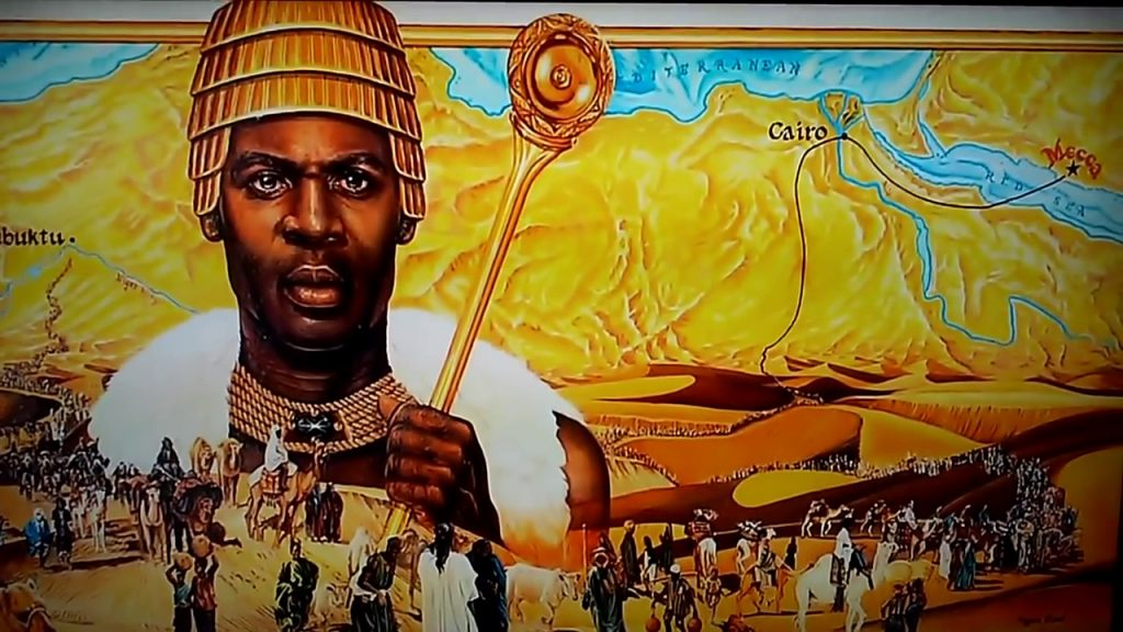 Mansa Musa I of Mali Empire