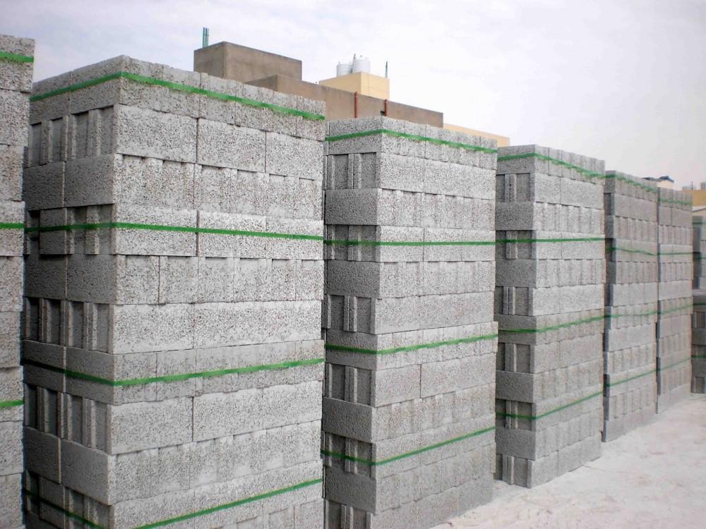 Concrete Cement Block Industry Business