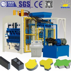 Automatic Block Industry Machine