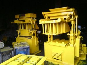 Cement Block Industry Molding Machine