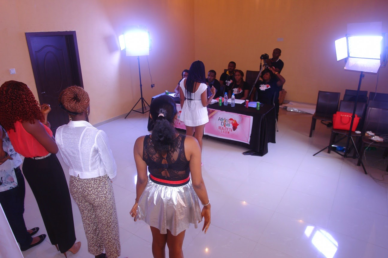 Nollywood Auditions