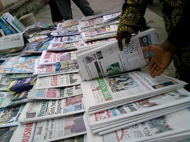 Nigerian-Newspaper-Stand