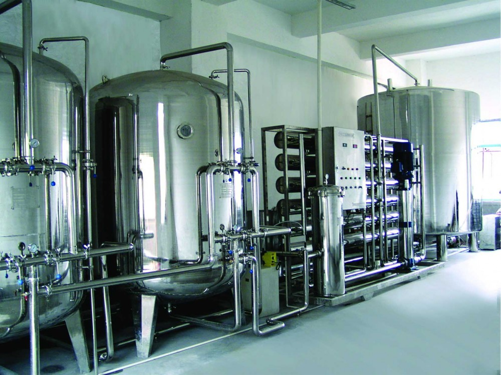 Reverse Osmosis Machine For Pure Water Business