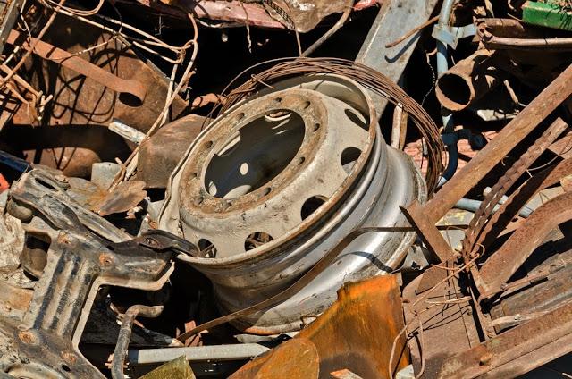 Scrap-Metal-Aluminum
