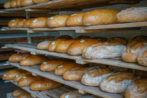 Bread Bakery Business production