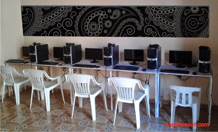 How To Start A Cyber Cafe Business In Your Locality   Wealth Result
