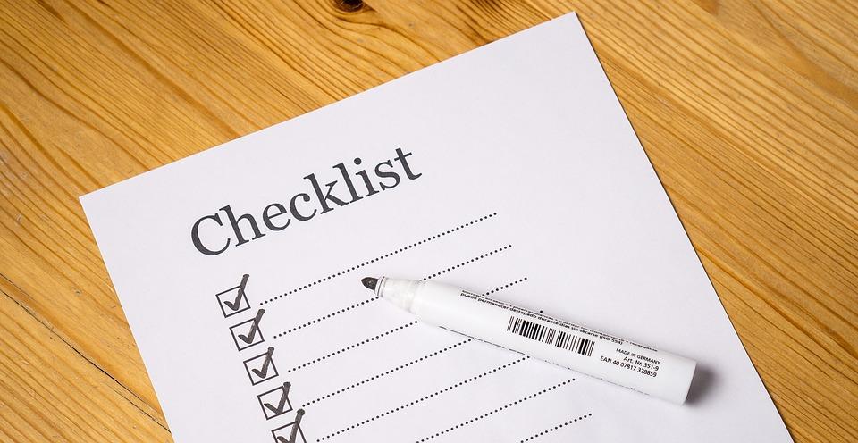 Blogs Monetization Check List
