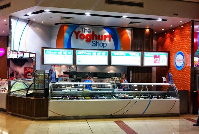 Yoghurt Shop
