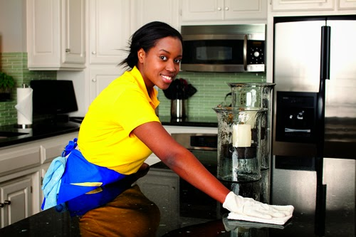 how to start a small house cleaning business