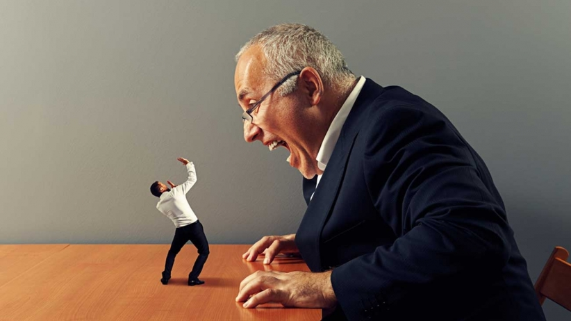 Traits of Bad Managers
