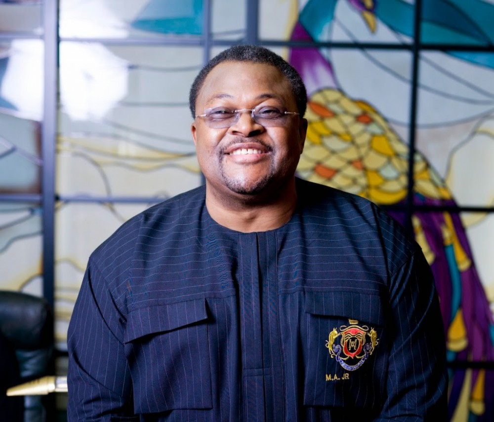 How Mike Adenuga Started His Multi Billion Dollars Business