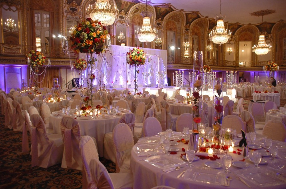 Event Halls Decorating Ideas For Wedding