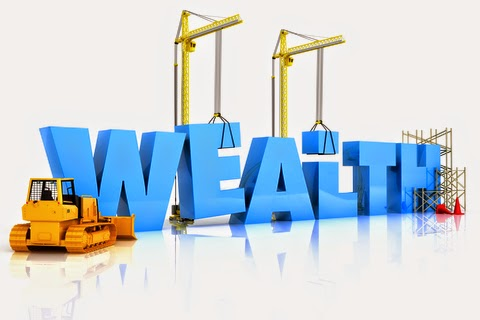 The principle of wealth building