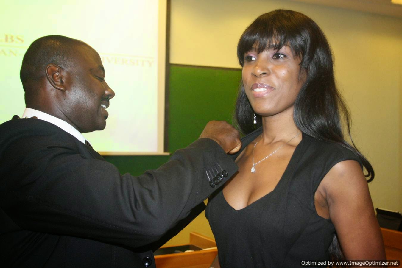 How Linda Ikeji made it to the top