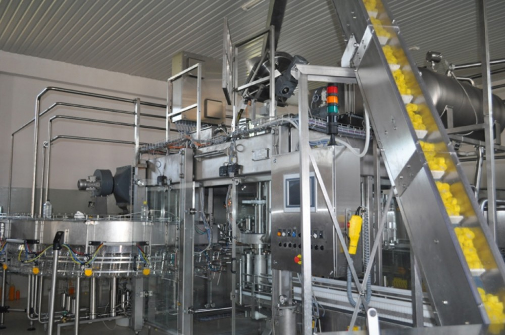 Fruit Juice Production Line - Juice Preparation Treatment system