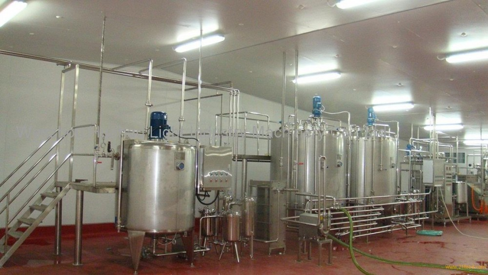 Fruit Juice Production Line - Water Treatment System