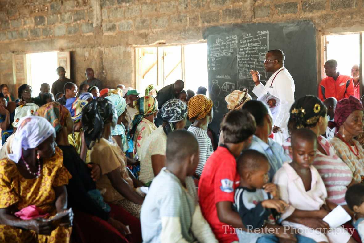 Healthcare in Nigerian Villages