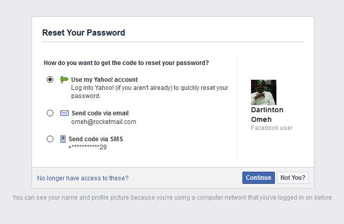 How To Reset Facebook Password? | Wealth Result