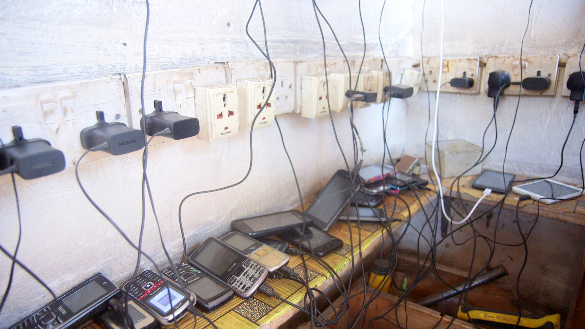 Phone Charging Business in Nigeria