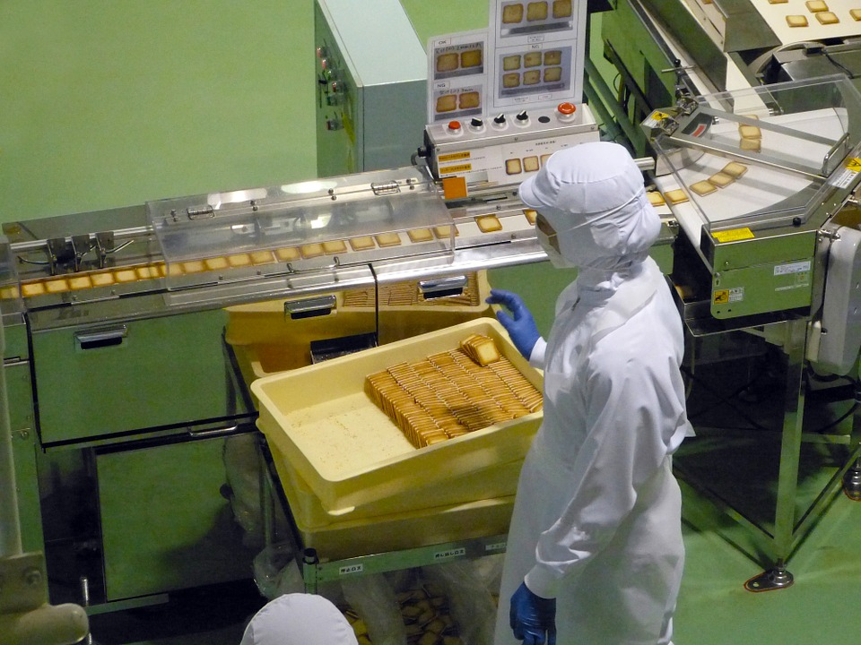 Biscuit Production in Nigeria