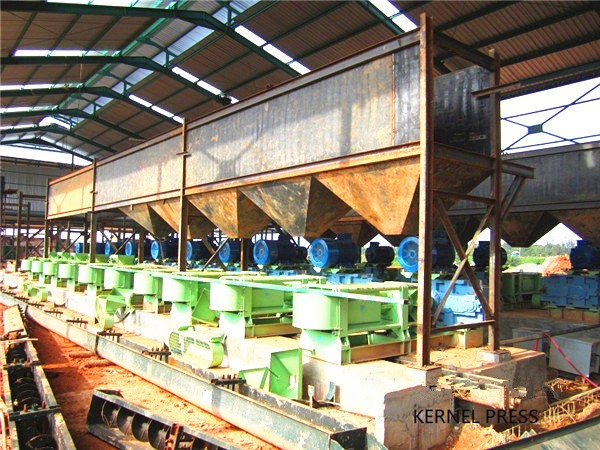 RE: How Much is the Machine for Making Palm Kernel Oil?