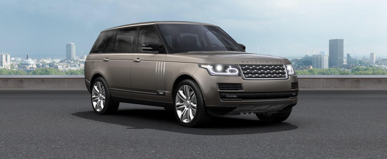 Range Rover Sport Autobiography (2017)
