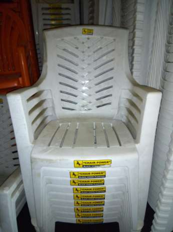 RE: Prices of Plastic Chairs and Tables in Nigeria (Buy and Sell)