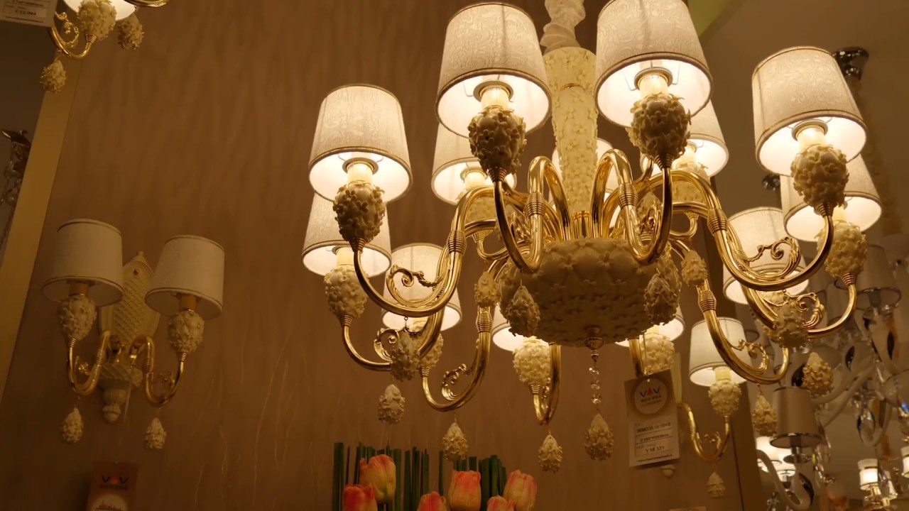 Chandelier Light Business in Nigeria