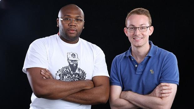 Jason Njoku and Bastian Gotter
