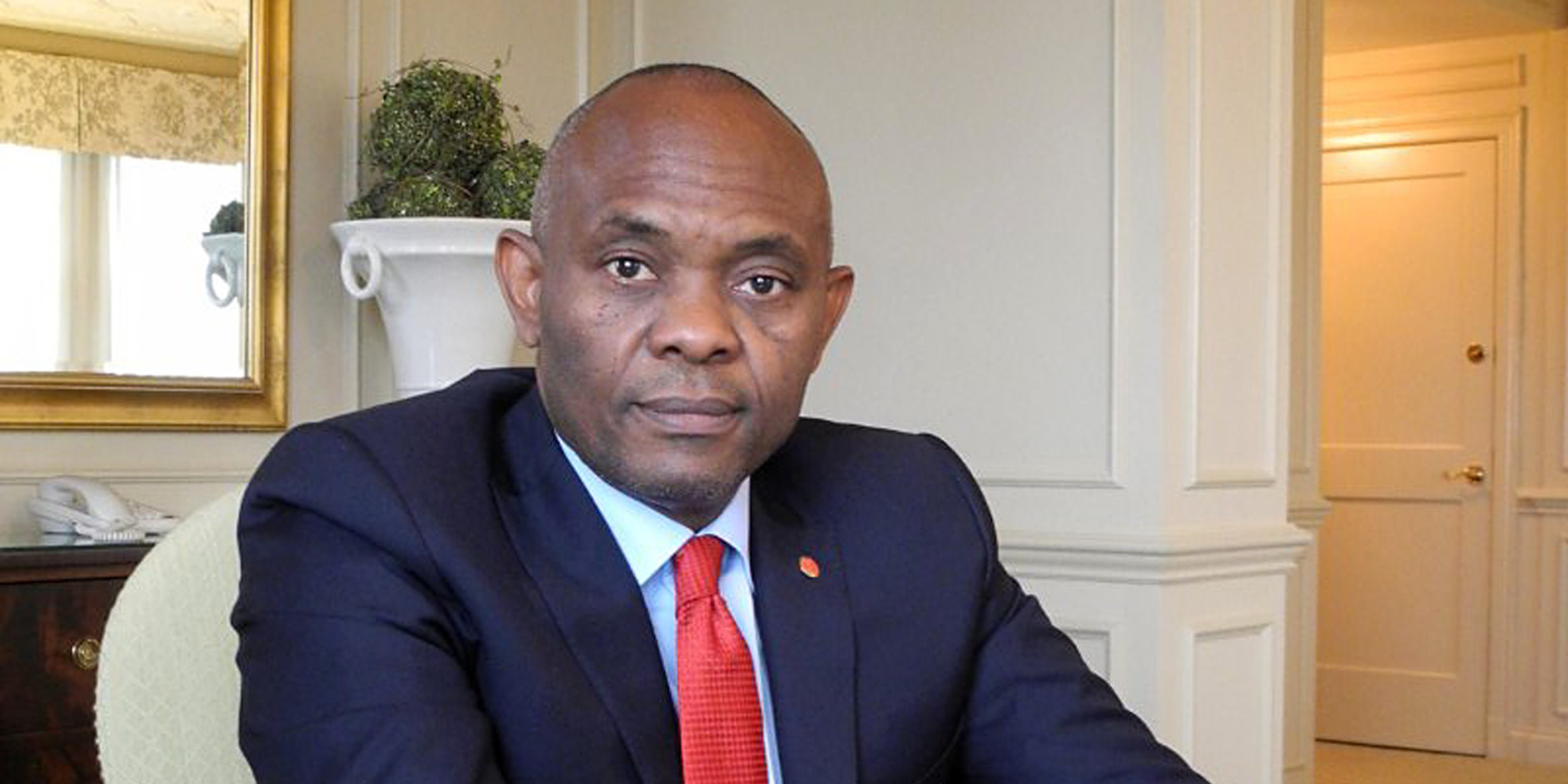 Tony Elumelu Net Worth and Biography