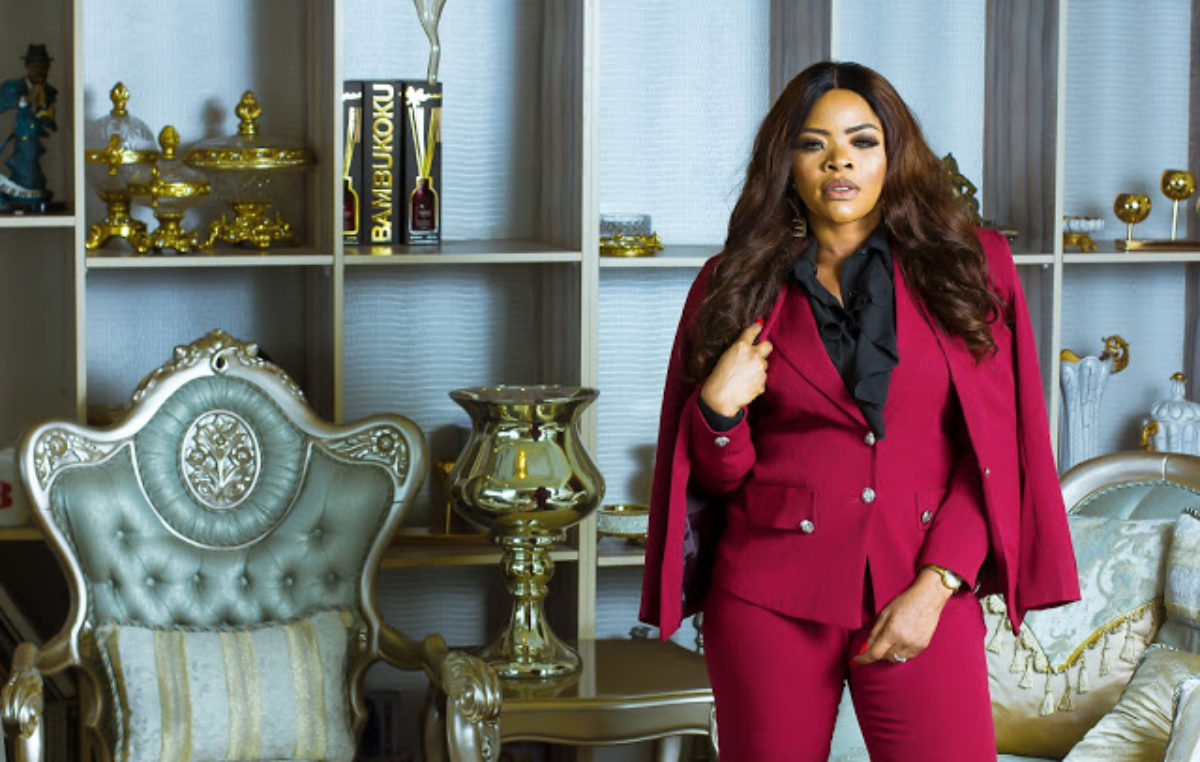 Laura Ikeji Net Worth