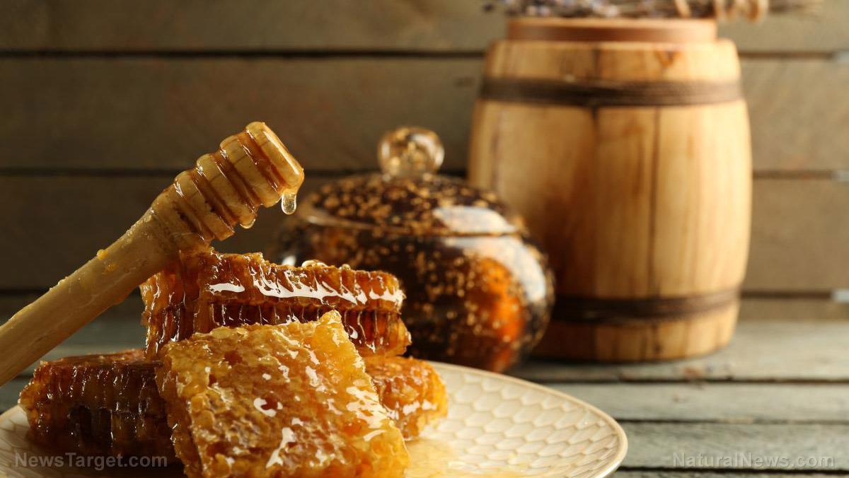 Health Benefits of Natural Honey