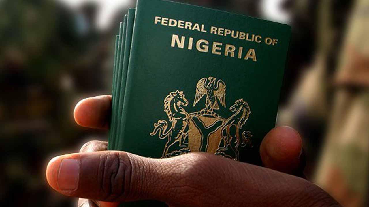 Nigeria International Passport