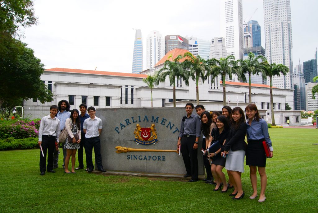 School of Law, Singapore University