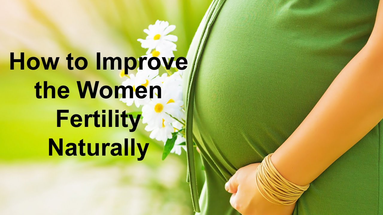 Herbal Cures for Women Infertility