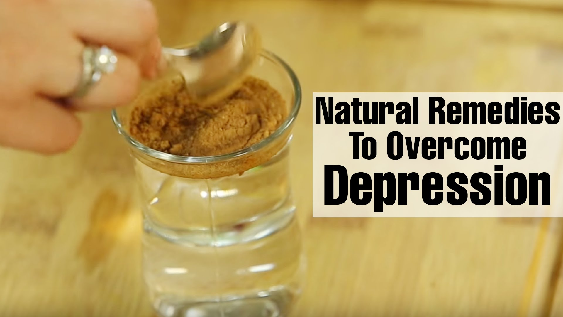 Natural and Herbal Remedies for Depression