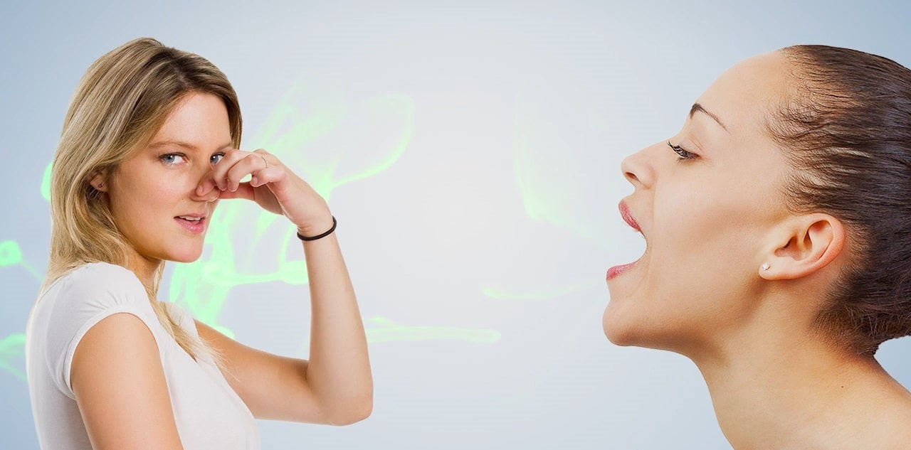 How to Get Rid of Bad Breath and Mouth Odor